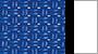 Delta Bianco  Blu
